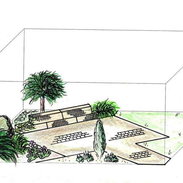 News | Bepflanzungsplan 2 | Murlasits Gartengestaltung mit Planung, Ausführung und Pflege