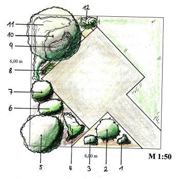 News | Bepflanzungsplan | Murlasits Gartengestaltung mit Planung, Ausführung und Pflege