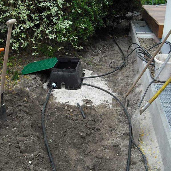 Murlasits Gartengestaltung mit Planung, Ausführung und Pflege - Bewässerungsarbeiten