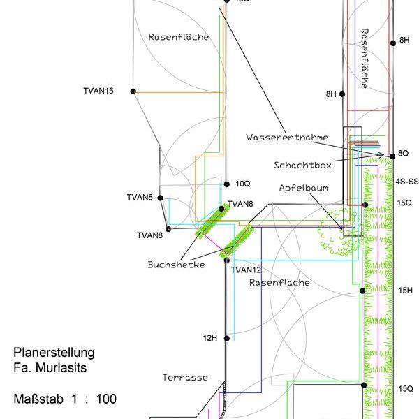 Murlasits Gartengestaltung mit Planung, Ausführung und Pflege - Gartenplanung