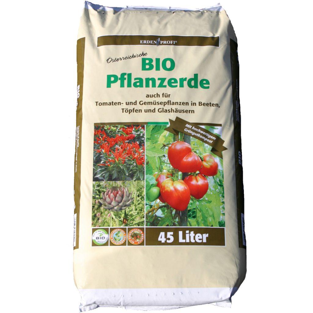 Biopflanzerde